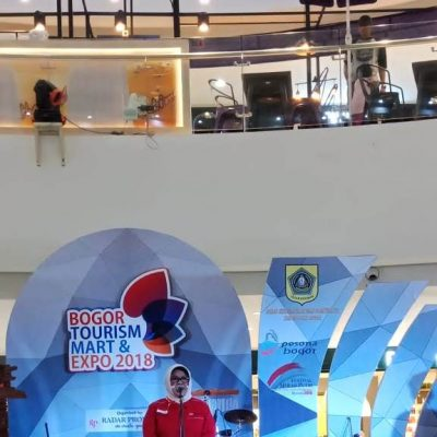 Sambutan Bupati Bogor di BTME 2018